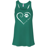 Slovensky Kopov, Always in my Heart Flowy Racerback Tank
