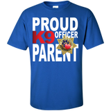 Proud K9 Officer Unisex Tee