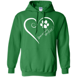 Lancashire Heeler, Always in my Heart Hoodie