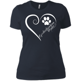 Czechoslovakian Vlcak, Always in my Heart Ladies' Boyfriend Tee