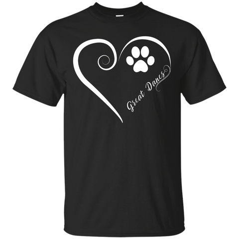 Great Dane, Always in my Heart Tee