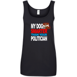 My dog smarter Ladies Tank