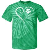 Polish Lowland Sheepdog, Always in my Heart Tie Dye Tee