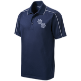 Micropique Sport-Wick Piped Polo