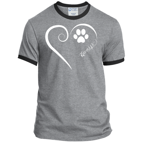 Kuvasz, Always in my Heart  Ringer Tee