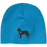 My Heart German Shepherd Beanie