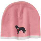 """My Heart"" German Shepherd Beanie"
