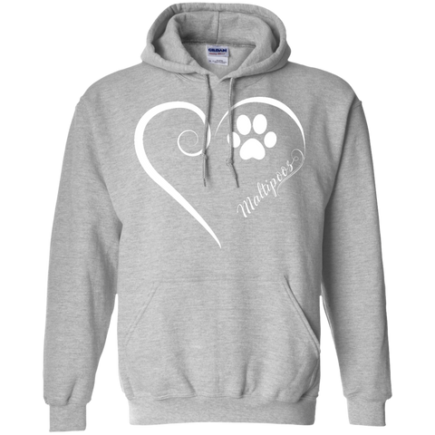Maltipoo, Always in my Heart Hoodie