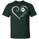 Curly-Coated Retriever, Always in my Heart Tee