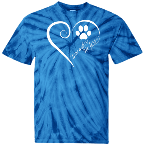 Lancashire Heeler, Always in my Heart  Tie Dye Tee