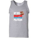 My dog smarter Mens Tank