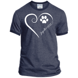 Jagdterriers, Always in my Heart Personalized Ringer Tee