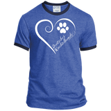 Deutscher Wachtelhund, Always in my Heart Ringer Tee