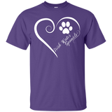 Irish Water Spaniel, Always in my Heart Tee