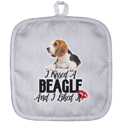 I kissed a Beagle and I liked it SUBHP Pot Holder