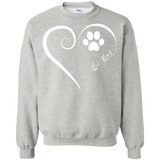 Kai Ken, Always in my Heart Sweatshirt