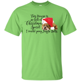 I Could Poop Jingle Bells Tee