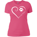 Slovensky Cuvac, Always in my Heart Ladies' Boyfriend Tee