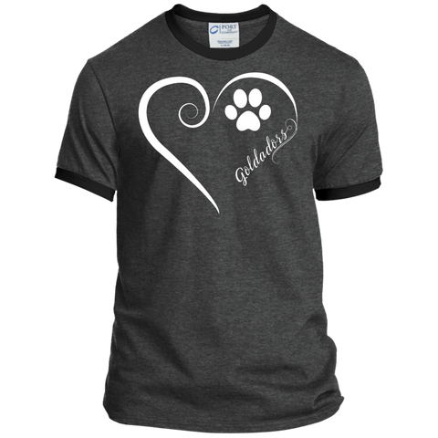 Goldador, Always in my Heart Ringer Tee
