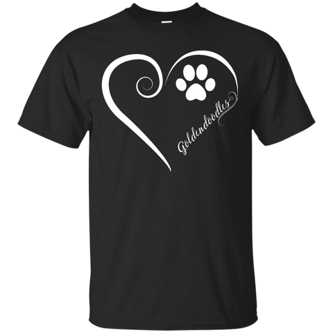 Goldendoodle, Always in my Heart Tee