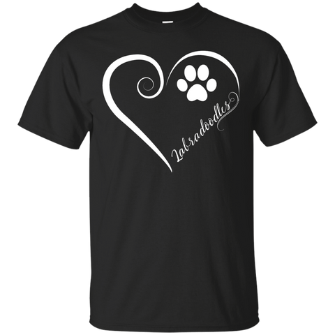 Labradoodle, Always in my Heart Tee
