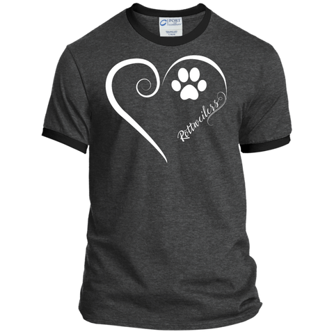 Rottweilers, Always in my Heart Ringer Tee