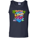 Don't Care Summer Mens Tank