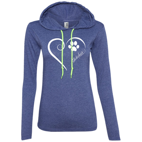 Shikoku, Always in my Heart  Ladies T-Shirt Hoodie
