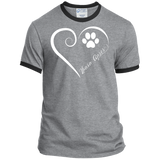 Lhasa Apso, Always in my Heart Ringer Tee