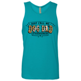 Dog Dad Extraordinaire NL3633 Next Level Men's Cotton Tank