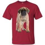 English Mastiff Big Baby Gildan Ultra Cotton T-Shirt