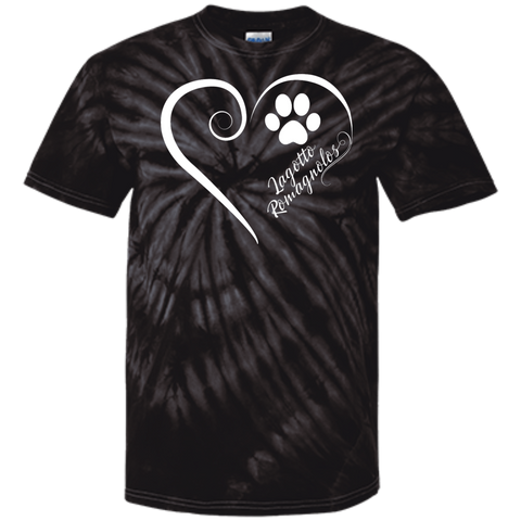 Lagotto Romagnolo, Always in my Heart  Tie Dye Tee