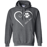 Shiba Inu, Always in my Heart Hoodie