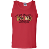 Dog Dad Extraordinaire G220 Gildan 100% Cotton Tank Top