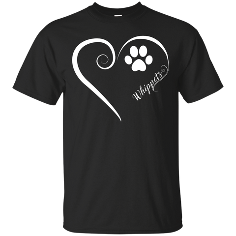 Whippets, Always in my Heart Tee