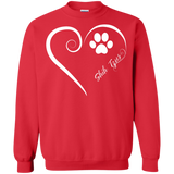 Shih-Tzus, Always in my Heart Sweatshirt
