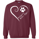 Portuguese Water Dog, Always in my Heart Sweatshirt