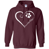 French Bulldog, Always in my Heart Hoodie