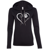 Komondor, Always in my Heart Ladies T-Shirt Hoodie