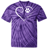 Field Spaniel, Always in my Heart Tie Dye T-Shirt