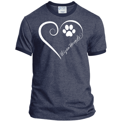 Ibizan Hound, Always in my Heart  Ringer Tee