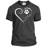 Russian Tsvetnaya Bolonka, Always in my Heart Ringer Tee