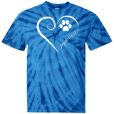 Jagdterriers, Always in my Heart Tie Dye Tee