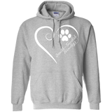 Danish-Swedish Farmdog, Always in my Heart Hoodie