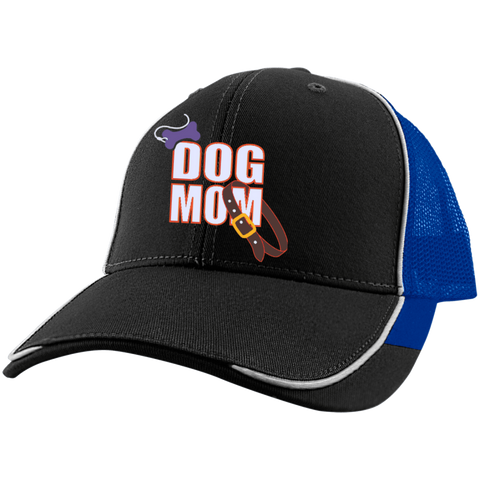 Dog Mom Mesh Back Cap