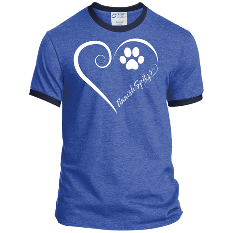 Finnish Spitz, Always in my Heart Ringer Tee