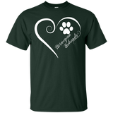 Norwegian Buhund, Always in my Heart Tee