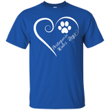 Portuguese Water Dog, Always in my Heart Tee