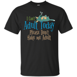 Please Don't Make Me Adult Tee
