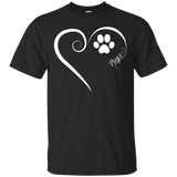 Pug, Always in my Heart Tee